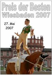Preis der Besten in Wiesbaden 2007