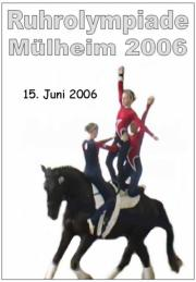 Ruhrolympiade Mülheim a.d. Ruhr 2006