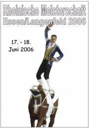 Rheinische Meisterschaft Langenfeld 2006
