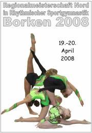 Regionalmeisterschaft RSG Nord in Borken 2008