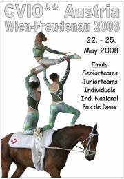 CVIO** Austria Wien 2008 - Paket 3 (Finals)