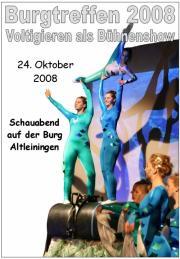 Schauabend auf Burg Altleiningen 2008