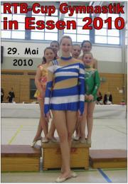 RTB-Cup Gymnastik Essen 2010