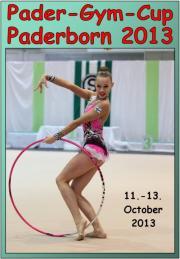 Pader-Gym-Cup Paderborn 2013