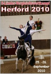 5-Länder Vergleichswettkampf Herford 2010