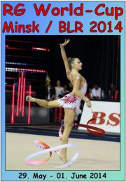Crystal Rose + World-Cup Minsk 2014