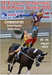 European Junior-Championships Stadl Paura 2010 - Compulsories