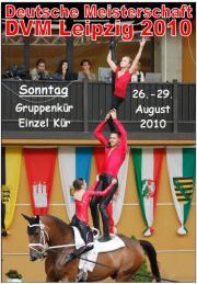 Deutsche Meisterschaft Leipzig 2010 - Sonntag