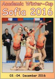 Academic Winter-Cup Sofia 2016
