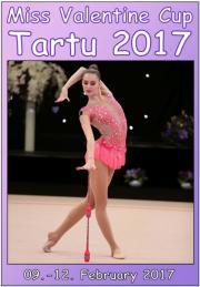 RG Miss Valentine Cup Tartu 2017