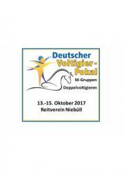 Deutscher Voltigierpokal Niebüll 2017 - Photos+Videos