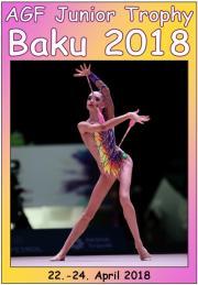 AGF Junior Trophy Baku 2018
