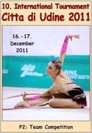 RG Tournament Citta di Udine 2011