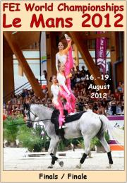 FEI World Vaulting Championships Senior - Le Mans 2012
