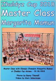 Master Class with Margarita Mamun - Zhuldyz Cup 2018 - HD