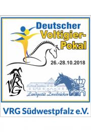 Deutscher Voltigierpokal Zweibrücken 2018 - Photos+Videos
