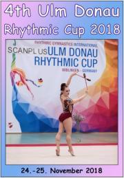 Ulm Donau Rhyhtmic Cup 2018 - HD