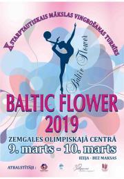 Baltic Flower Jelgava 2019 - Photos+Videos