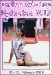 1st Indian RG-Cup Hyderabad 2019