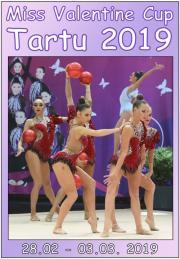 RG/AGG Miss Valentine Cup Tartu 2019