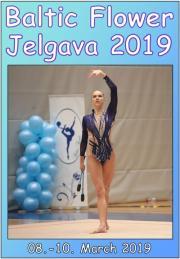 RG Baltic Flower Jelgava 2019