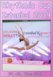 Istanbul Rhythmic Cup 2019