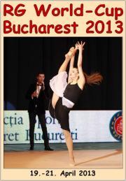 Irina Deleanu Cup Bucharest 2013