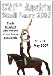 CVI** Austria Stadl Paura 2007 - Paket 3 (Finale Sonntag)