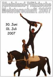 Rheinland-Pfälzische Landesmeisterschaft 2007