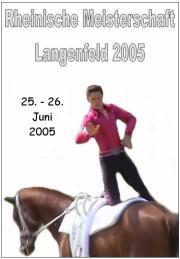 Rheinische Meisterschaft Langenfeld 2005