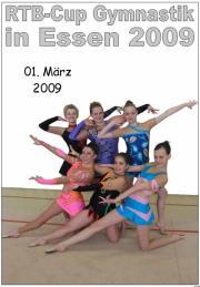 RTB-Cup Gymnastik Essen 2009