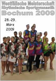 Westfälische Meisterschaft RSG Bochum 2009