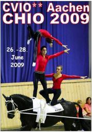 CVIO** Aachen CHIO 2009