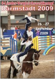 5-Länder Vergleichswettkampf Darmstadt 2009