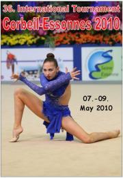 36. International Tournament Corbeil-Essonnes 2010
