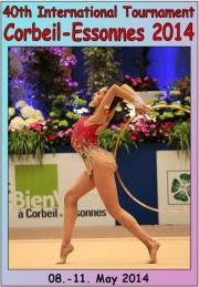 40. International Tournament Corbeil-Essonnes 2014