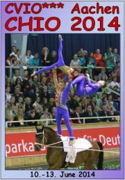 CVIO*** Aachen CHIO 2014