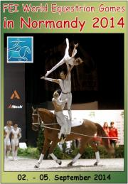FEI World Equestrian Games in Normandy 2014