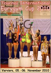 Eurygym-Cup Verviers 2010