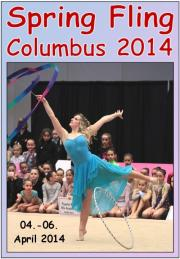 Spring Fling Invitational Columbus 2014