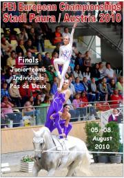 European Junior-Championships Stadl Paura 2010 - Finals