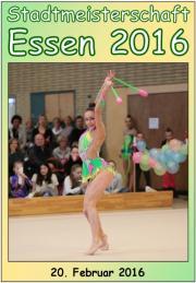 RSG Stadtmeisterschaft Essen 2016