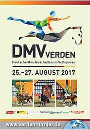Deutsche Meisterschaft Verden 2017 - Photos+Videos