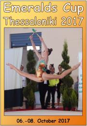 Emeralds Cup Thessaloniki 2017