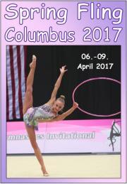 Spring Fling Invitational Columbus 2017