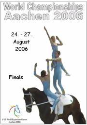 World Championships Aachen 2006