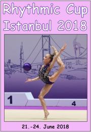 Istanbul Rhythmic Cup 2018