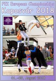 FEI Junior European Championships Kaposvar 2018
