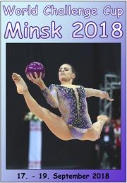 World Challenge Cup Minsk 2018