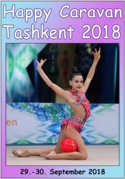 RG Happy Caravan Tashkent 2018